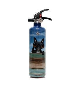 Fire Art Designblusser Dog