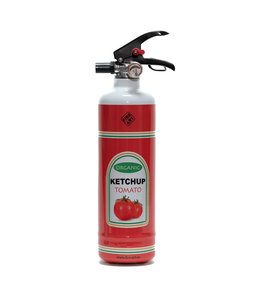 Fire Art Designblusser Ketchup