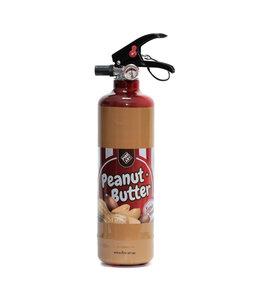 Fire Art Designblusser Peanut butter