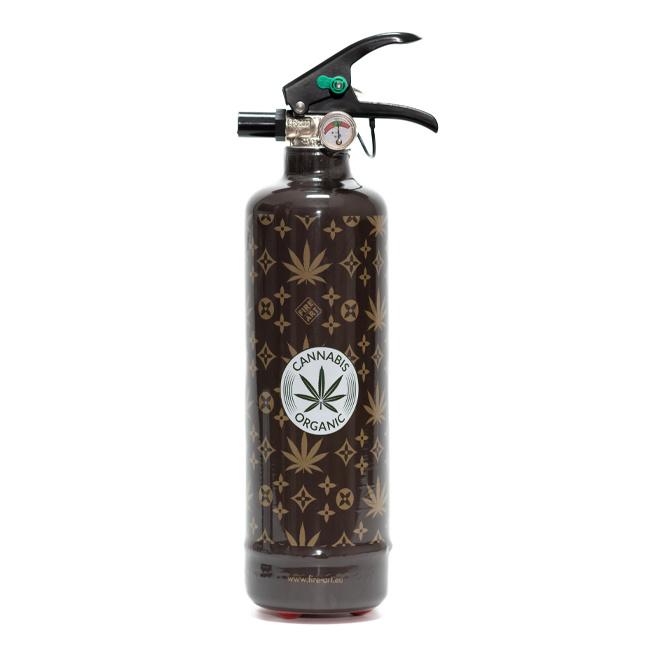 Designblusser Cannabis