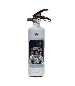 Fire Art Designblusser Space Monkey