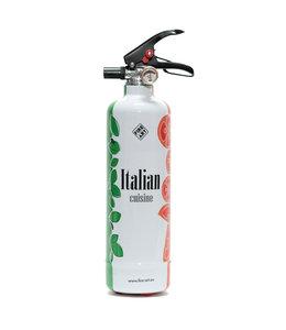 Fire Art Designblusser Italian Cuisine