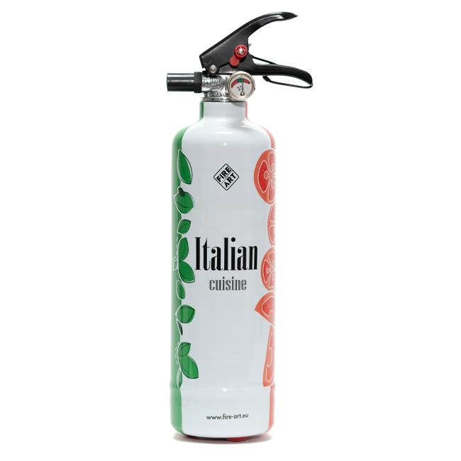 Designblusser Italian Cuisine
