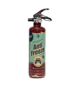 Fire Art Designblusser Anti Freeze