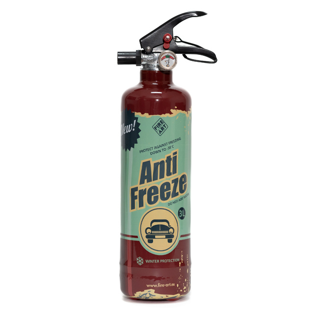 Designblusser Anti Freeze