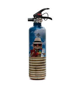 Fire Art Designblusser Travelcat