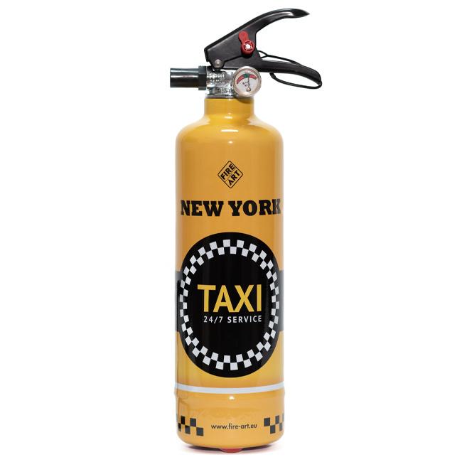 Designblusser Taxi New York