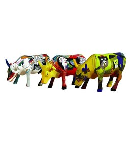 CowParade Cow Parade Collectables ­ Artpack ­ Pi­COW­sso