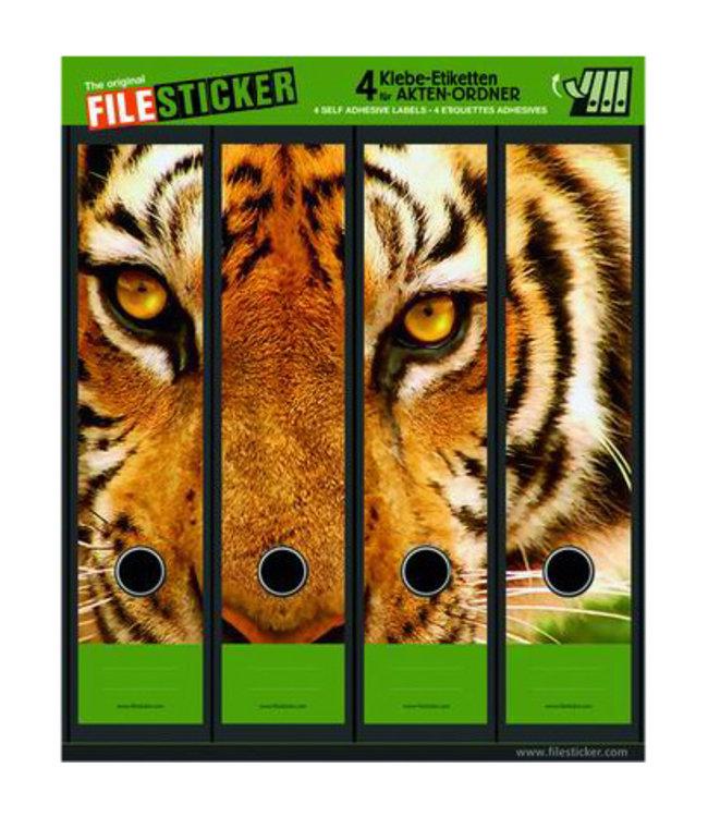 FileSticker FileSticker - Tijger