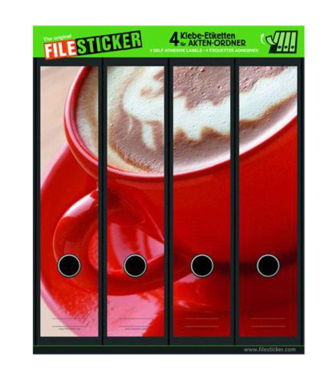 FileSticker - Cappuccino