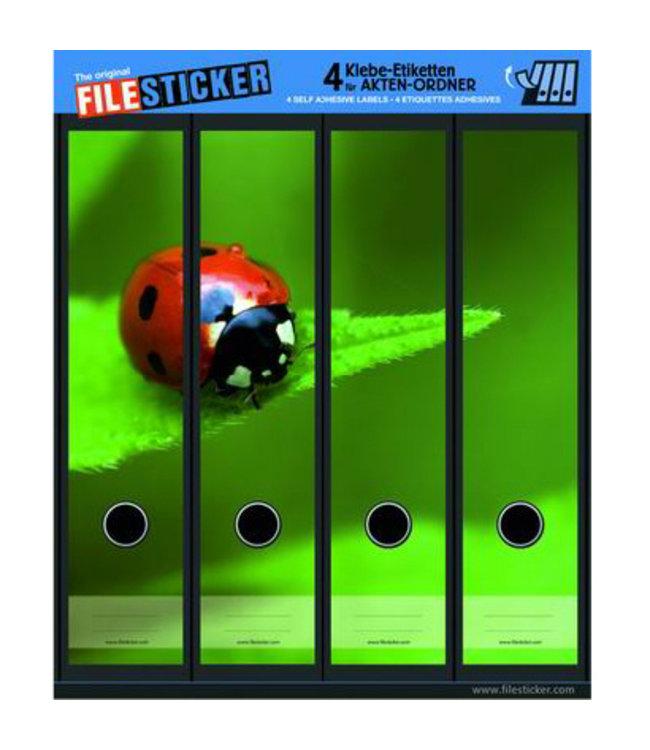 FileSticker FileSticker - Lieveheersbeestje