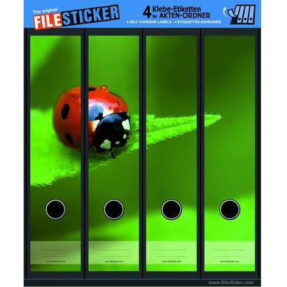 FileSticker - Lieveheersbeestje
