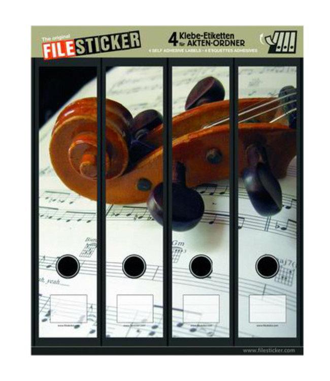 FileSticker - Viool