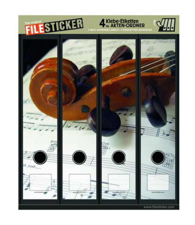 FileSticker FileSticker - Viool