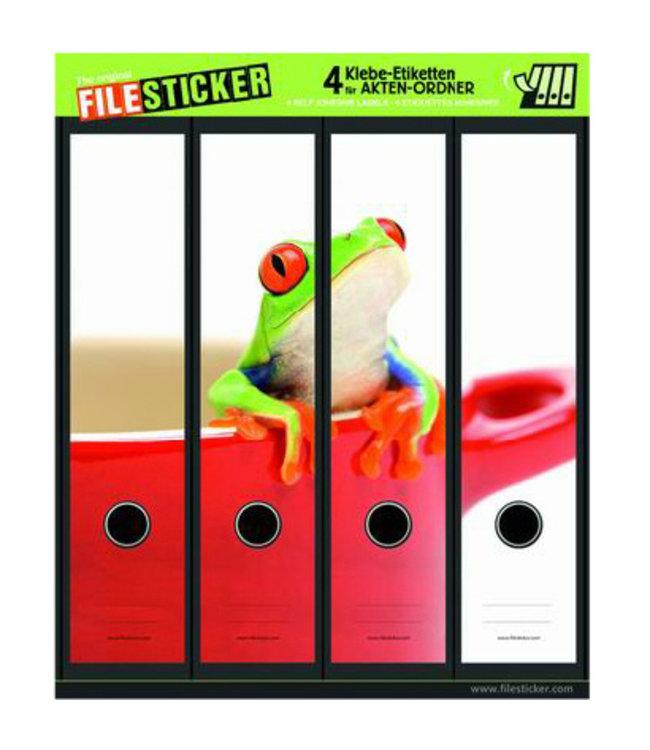 FileSticker FileSticker - Kikker