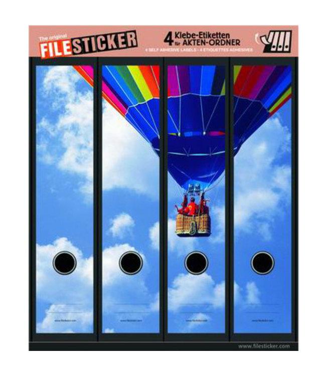 FileSticker FileSticker - Luchtballon