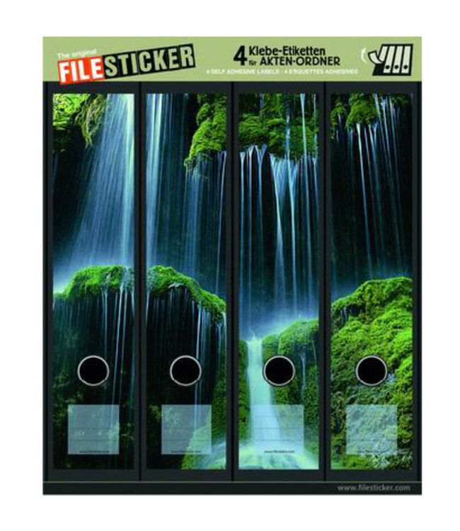 FileSticker - Waterval