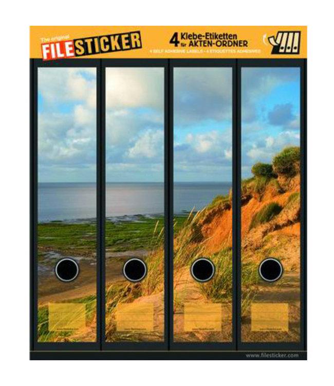 FileSticker FileSticker - Zeezicht