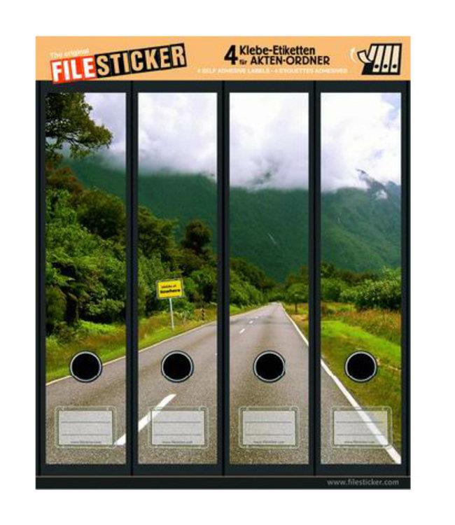 FileSticker FileSticker - Bergweg