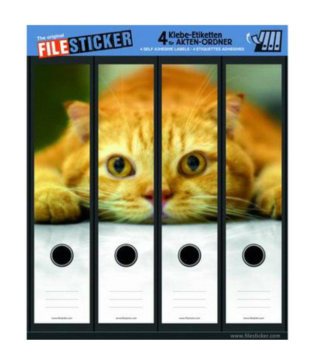 FileSticker - Rode Poes