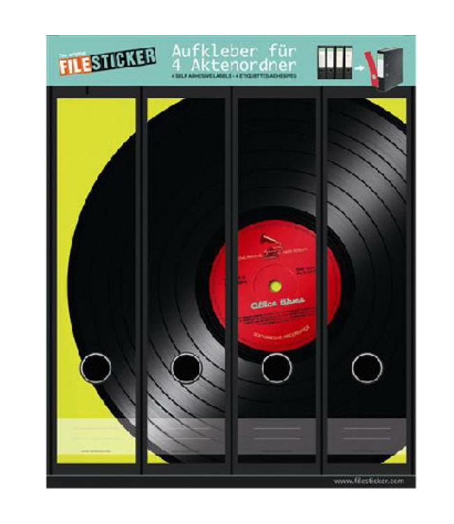FileSticker - Vinyl