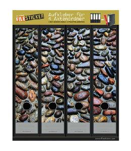 FileSticker FileSticker - Natte Stenen
