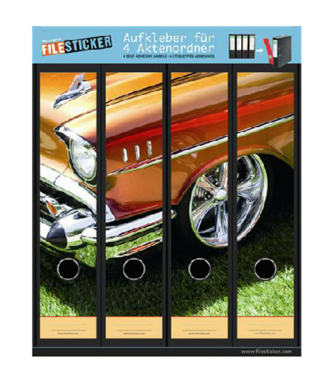 FileSticker - Cadillac