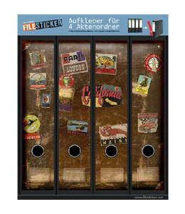 FileSticker FileSticker - Koffer
