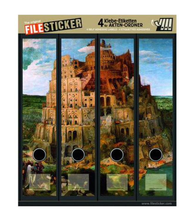 FileSticker - Babylon