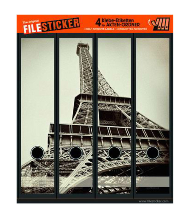 FileSticker - Eiffeltoren