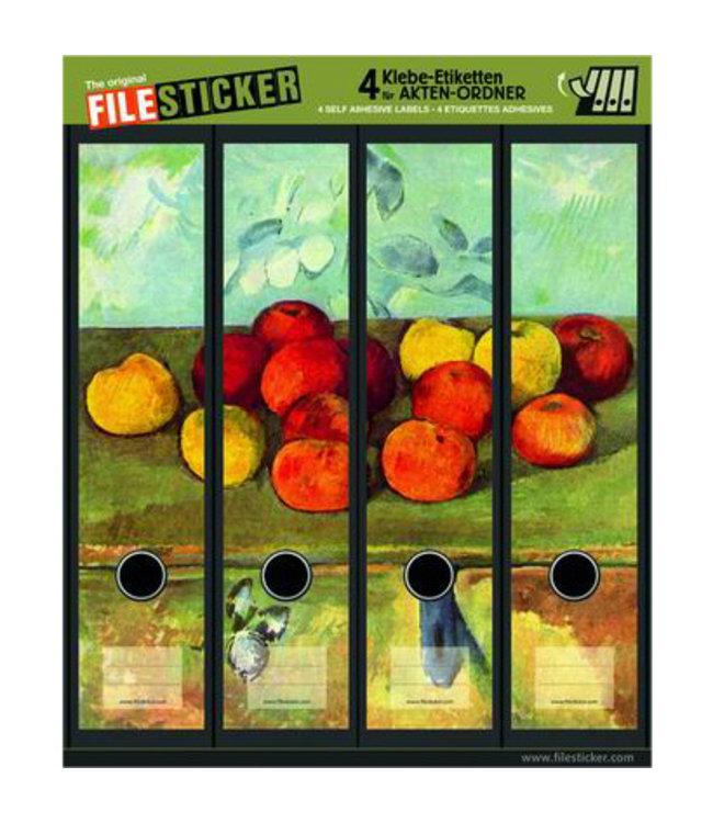 FileSticker - Cezanne