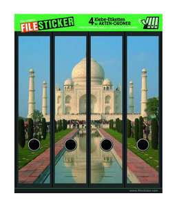 FileSticker FileSticker - Taj Mahal
