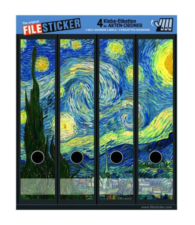 FileSticker - Van Gogh