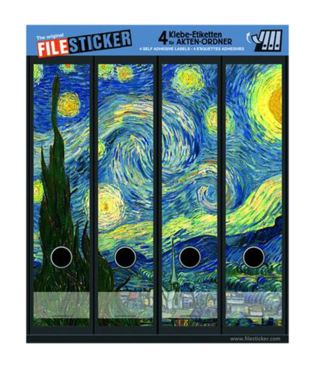 FileSticker FileSticker - Van Gogh