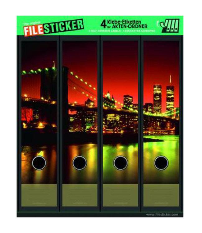 FileSticker FileSticker - Brooklyn Bridge