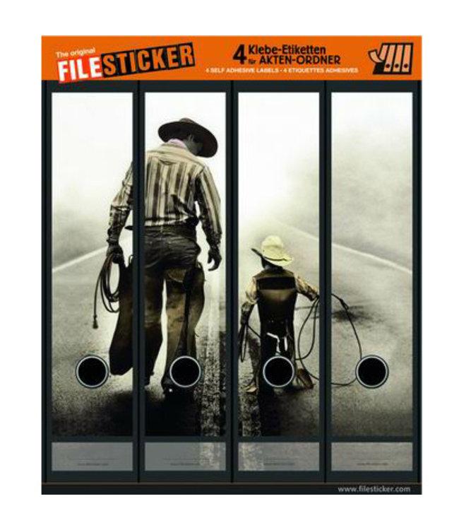 FileSticker FileSticker - Wilde Westen