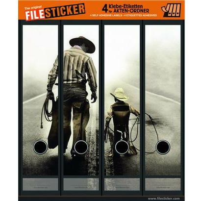 FileSticker - Wilde Westen