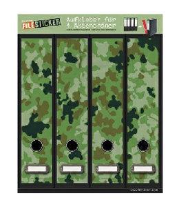 FileSticker FileSticker - Camouflage