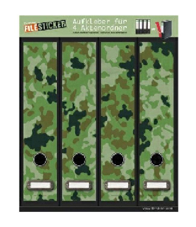 FileSticker - Camouflage