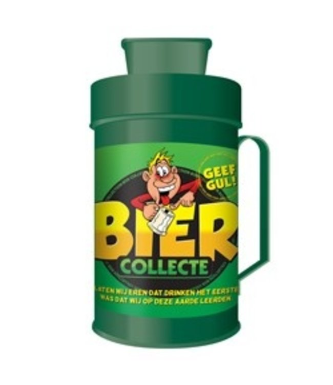 Collectebus Bier Collecte