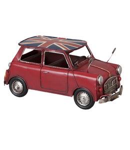 Modelauto Britse Mini Cooper