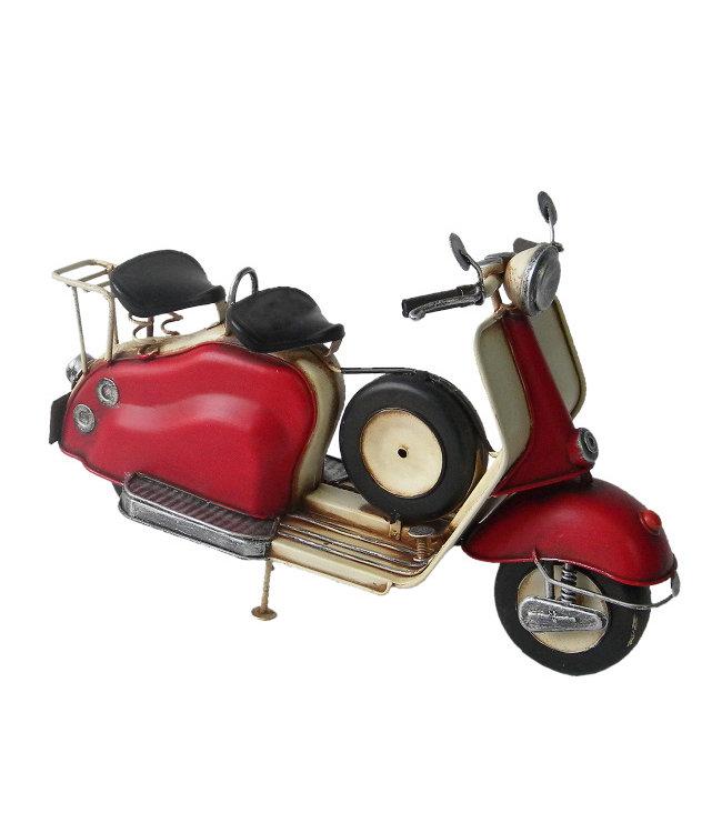 Model Retro tweezitter scooter