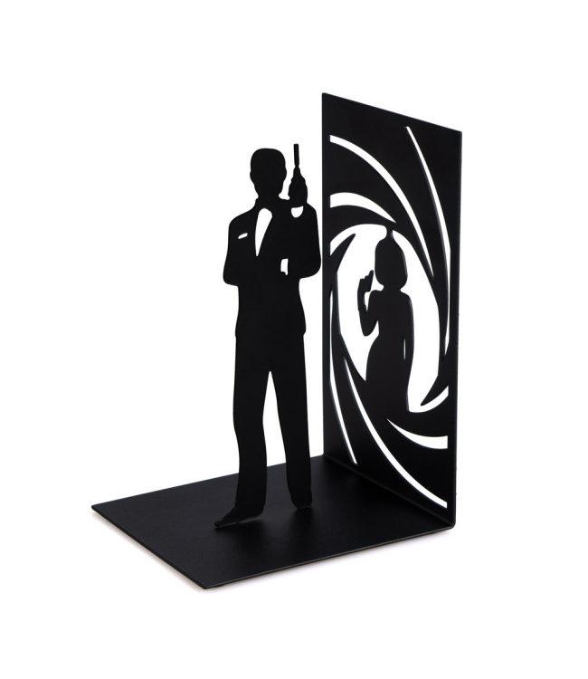 Balvi Boekensteun James Bond