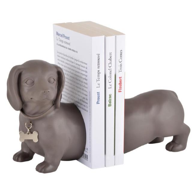 Boekensteun Hond Teckel