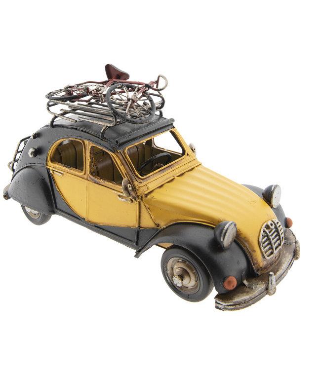 Modelauto Citroen Eend
