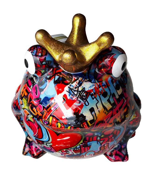 Spaarpot Kikker Big Freddy XL