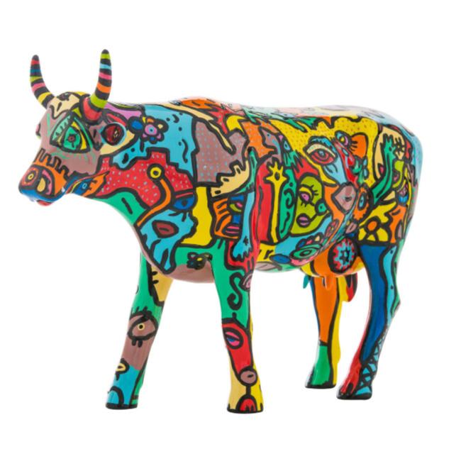 Cow Parade Moo York Celebration (large)