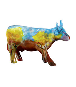 CowParade Cow Parade Vaca do Cerrado (medium ceramic)