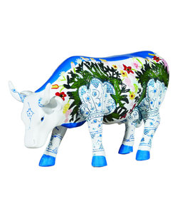 CowParade Cow Parade Musselmalet (medium)
