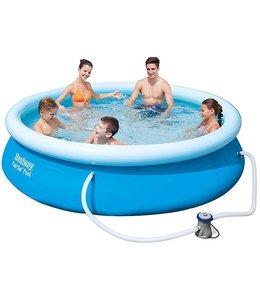 Zwembad fast set met filterpomp - Ø305cm